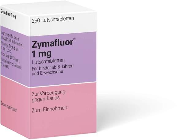 Zymafluor 1 mg 250 Lutschtabletten