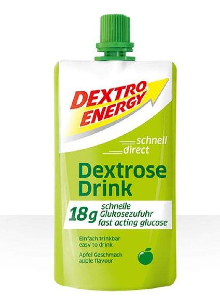 Dextro Energy Dextrose Drink Apfel