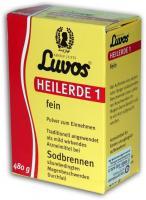 Luvos Heilerde 1 innerlich fein 480g