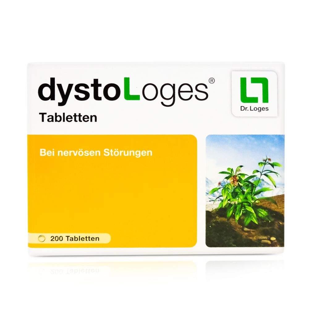 Dysto loges S Tabletten - 200 Tabletten