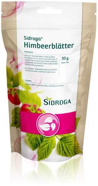 Sidroga Himbeerblätter loser Kräutertee 30 g