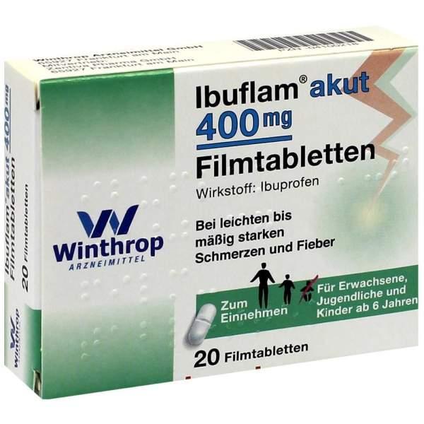 Lichtenstein ibuflam 600 Ibuprofen 600