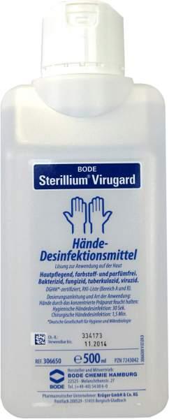 Sterillium Virugard Handedesinfektionsmittel 100 Ml Gunstig