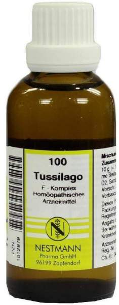 Tussilago F Komplex 100 50 ml Dilution
