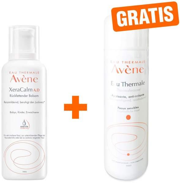 Avene XeraCalm A.D Balsam 400 ml + gratis Thermalwasserspray 50 ml