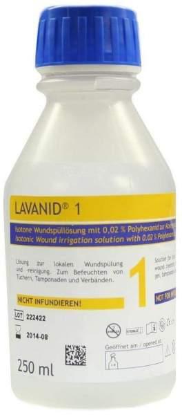 Lavanid 1 250 ml Wundspüllösung