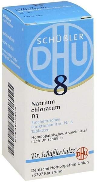 Biochemie Dhu 8 Natrium Chloratum D3 80 Tabletten