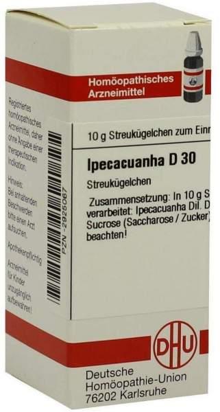 Ipecacuanha D30 10 G Globuli