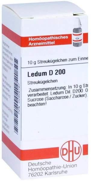 Ledum D200 10 G Globuli