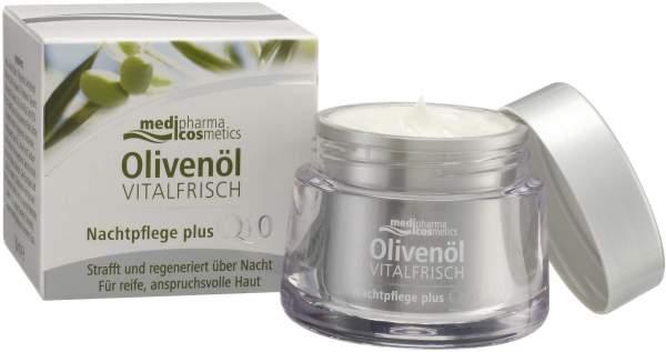 Olivenöl Vitalfrisch Nachtpflege 50 ml Creme