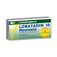Loratadin 10 mg Heumann 20 Tabletten
