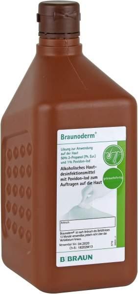 Braunoderm N Nachgefärbt 1000 ml