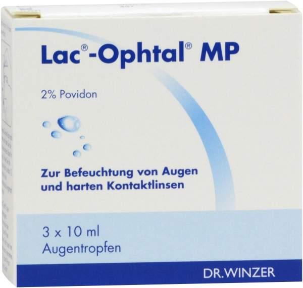 Lac Ophtal MP 3 x 10 ml Augentropfen