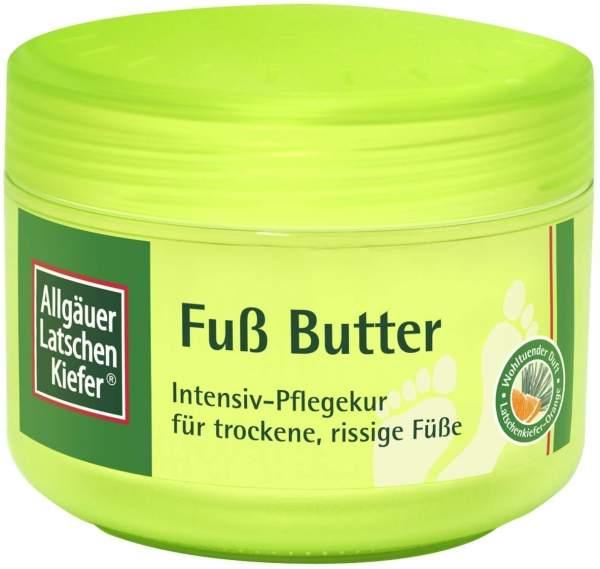 Allgäuer Latschenkiefer Fuß Butter Creme 200 ml