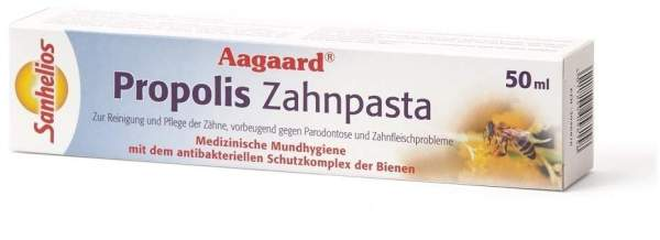 Aagaard Propolis 50 ml Zahnpasta