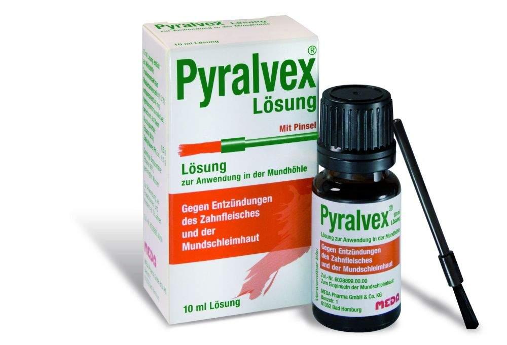 Pyralvex 10ml Lösung