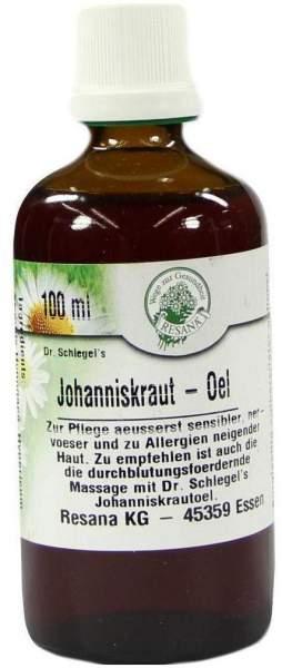 Johanniskrautöl 100 ml Öl