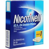 Nicotinell 52,5mg-24-Stunden-Pflaster - 7 Pflaster