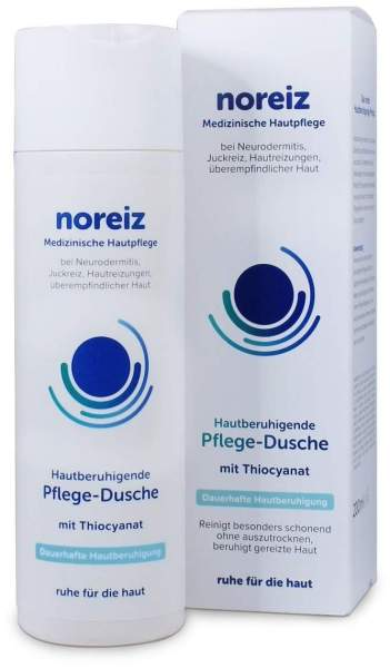 Noreiz Hautberuhigende Pflegedusche 200 ml
