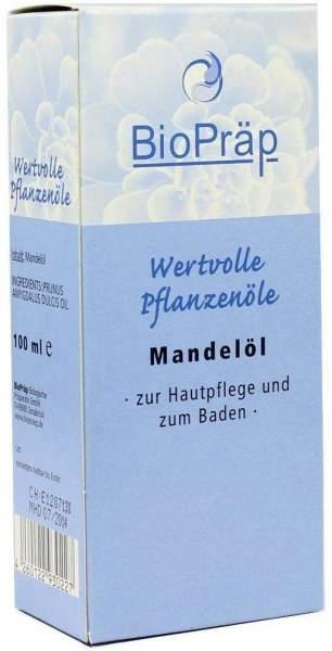 Biopräp Mandelöl 100 ml