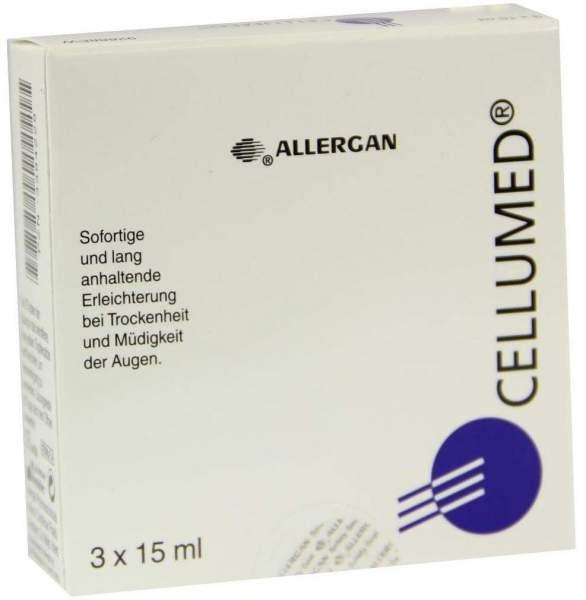 Cellumed 3 X 15 ml