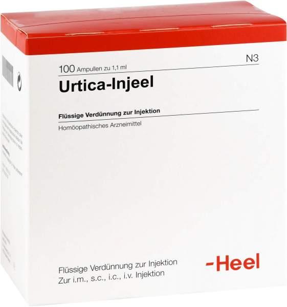 Urtica Injeel 100 Ampullen