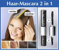 Haar- Mascara 2 in 1 Blond