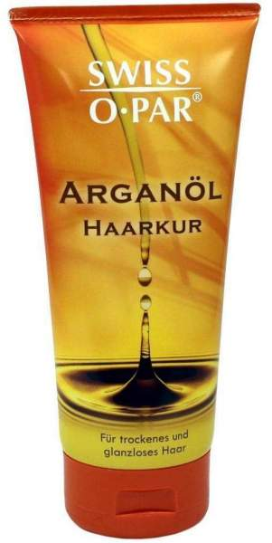 Arganöl Haarkur Swiss O Par 200 ml