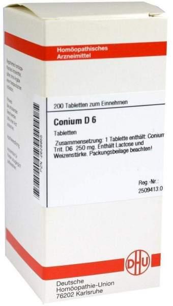 Conium D 6 200 Tabletten