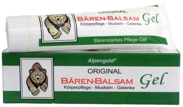 Bären-Balsam Pflege-Gel 100 g