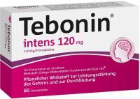 Tebonin intens 120 mg 60 Filmtabletten