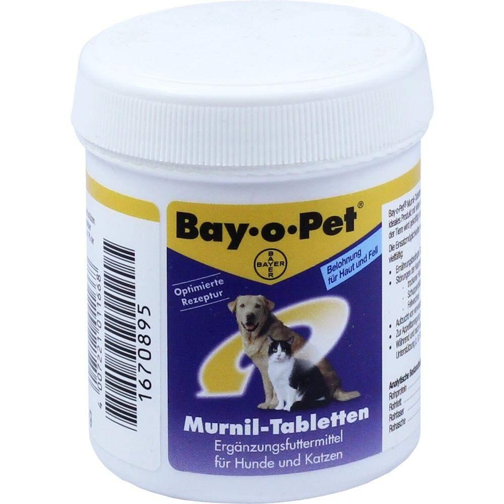 Bay O Pet Murnil Tabletten Für Hunde und Katzen