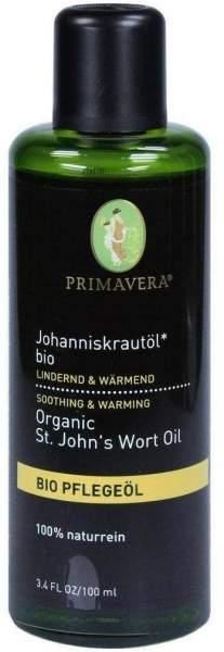 Johanniskraut 100 ml Öl Bio