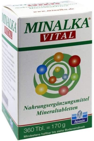 Minalka 360 Tabletten