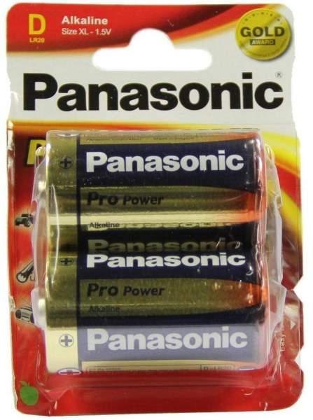 Batterien Alkali Mono Lr20