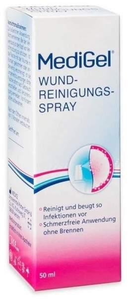 MediGel Wundreinigungsspray 50 ml