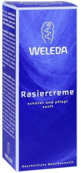 Weleda Rasiercreme 75 ml Creme