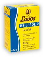 Luvos Heilerde 2 äußerlich 480 g