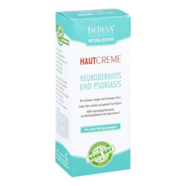 Believa Neurodermitis & Psoriasis Hautcreme 100 ml