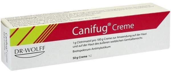 Canifug Creme 50g