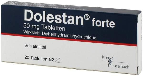 Dolestan Forte Tabletten 20 Tabletten