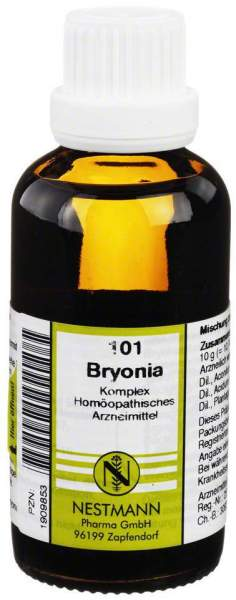 Bryonia Komplex Nr. 101 50 ml Dilution