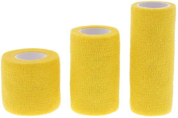 Bandage für Tiere 4,5x10cm selbsthaftend farblich sortiert