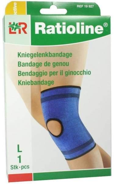 Ratioline active Kniegelenkbandage Größe L 1 Stück