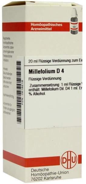 Dhu Millefolium D4 Dilution