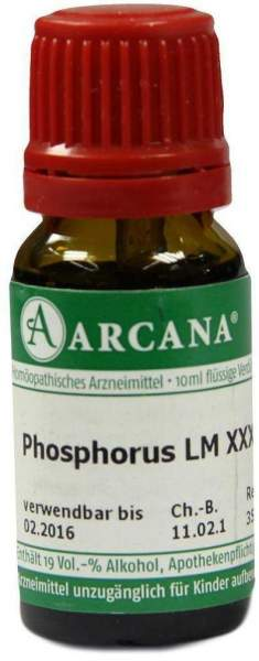 Phosphorus Lm 30 Dilution 10 ml