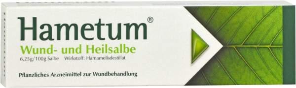 Hametum Wund - und Heilsalbe 100 g
