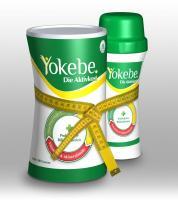Yokebe classic Pulver Starterpaket inklusive Shaker