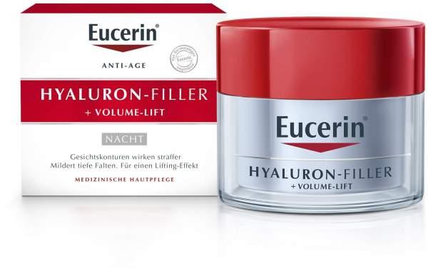 Eucerin Anti Age Volume Filler Nachtpflege 50 ml Creme