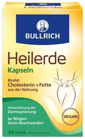 Bullrichs Heilerde 48 Kapseln